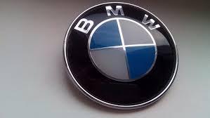 bmw genuine side emblem for all z3 models trunk lid