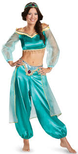 teen halloween costumes disney princess jasmine fab prestige teen costume aladdin