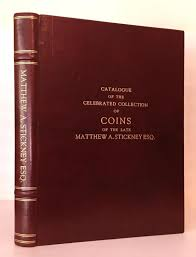chapman catalogue of the celebrated collection of united states