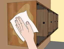 How To Remove Kitchen Cabinets How To Remove Sticky Residue From Contact Paper How To Use Murphy