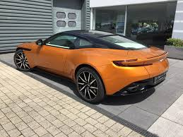 orange aston martin aston martin lagonda pre owned u0026 used aston martins car