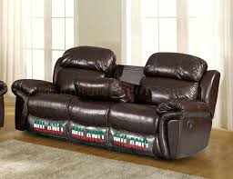 Sofa Covers For Recliners Bonded Leather Recliner Sofa Living Room Reclining