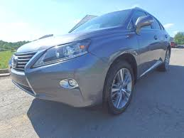 lexus rx450h used for sale 2015 lexus rx450h salvage non wrecked awd loaded hybrid