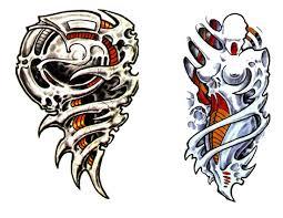 Tatoo Design - biomechanical design com