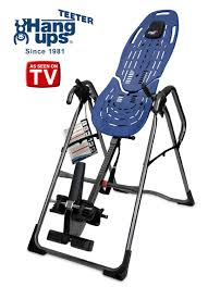 tv table as seen on tv teeter ep 960 inverstion table bring s cycling fitness
