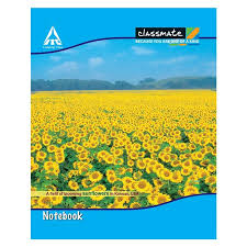 classmate note itc classmate single line note book soft bind crown size 180 pages jpg