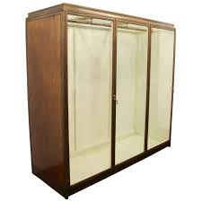 3 Door Display Cabinet Ex Jenners Bronze 3 Door Display Cabinet C 1920 United Kingdom