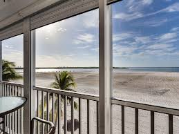 Fort Myers Beach Vacation Homes Gulf Front Condo Fort Myers Beach Book N Vrbo