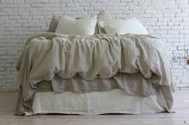 100 linen stone washed duvet cover natural 9 colors super