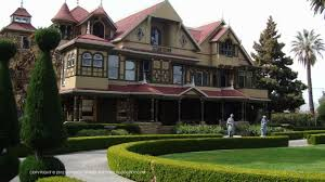 most haunted places in the world the winchester mystery house