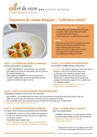 cuisine r馮ionale fran軋ise ecole de cuisine paul bocuse restaurant owned by