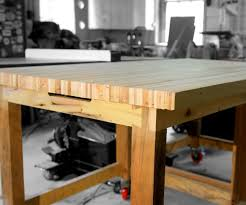 pallet wood workbenches 9 steps with pictures