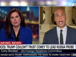 Cory Booker Meme - cory booker a paul revere moment is underway the russians