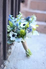 blue wedding bouquets 650 best blue wedding flowers images on blue wedding