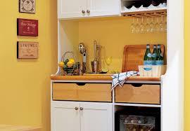 unique wood cabinets organizing corner kitchen painting oak