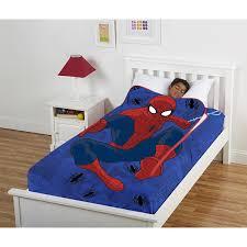 amazon com zippysack marvel spiderman twin size home u0026 kitchen