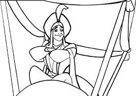 mermaid prince eric coloring pages princess dancing