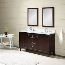 60 Bathroom Vanity Double Sink by Perfect 60 Double Sink Bathroom Vanities Usa Square Vanity