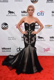 kesha is that you singer rocks strapless gown to billboard