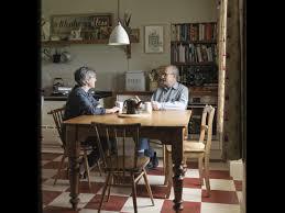 at home with printmaker angie lewin saga