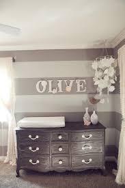 diy nursery design with baby name on wall homedesignboard