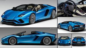 Lamborghini Aventador Top Speed - lamborghini aventador s roadster 2018 pictures information