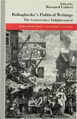 Bolingbroke     s Political Writings   The   Bernard Cottret     Palgrave Macmillan