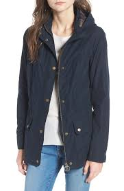 barbour ranunculus casual hooded jacket nordstrom