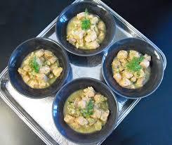 cuisiner citronnelle tartare de saumon à la citronnelle la recette facile par toqués 2