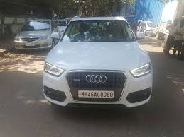 used lexus car for sale in mumbai audi q3 diesel 35 tdi premium price specs review pics u0026 mileage