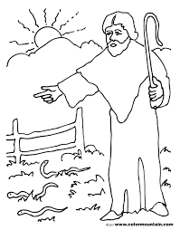 st patrick coloring sheet create a printout or activity