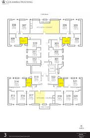 Lounge Floor Plan River Hall Housing