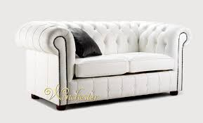 White Leather Sofa Bed Uk Chesterfield Leather Sofabed Uk Manufactured Leather Sofas
