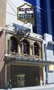 The Winter Garden Theater - elgin and winter garden theatres wikipedia