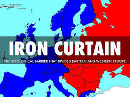 The Iron Curtain Speech Meaning by Iron Curtain Cold War Definition Nrtradiant Com