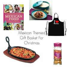 mexican gift basket mexican themed gift basket for christmas the of spicers