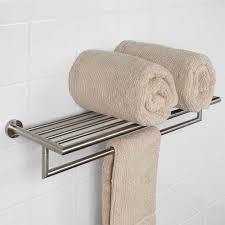 Bathroom Shelves With Towel Rack Shelf Bathroom Wall Cabinet With Towel Bar Bars In Shelves