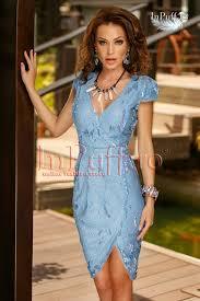 atmosphere rochii rochie scurtă de seară cu paiete atmosphere dona coton ro