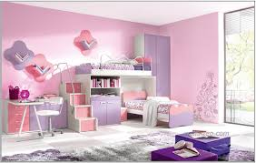 best kids rooms design with green vertical striped wall paint