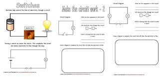 electricity u0026 circuits worksheets iman u0027s home