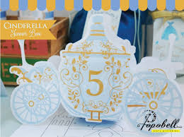cinderella favor box cinderella birthday party cinderella