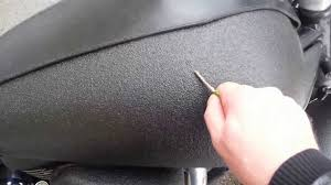 Rhino Bed Liner Cost Bedliner On Motorcycle Youtube