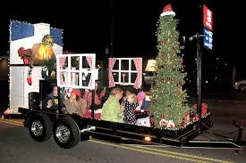 christmas light parade floats mid ohio valley plans holiday light parades news sports jobs