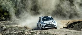 toyota rally car bates debut new yaris rally car latest news