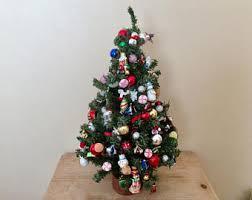 tiny christmas tree etsy