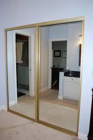 How To Hang A Closet Door Popular How To Hang A Door Mirror With Command Strips Put On
