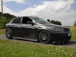 opel russia tuning cars and news opel astra g tuning