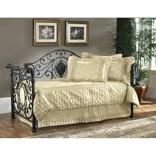 Metal Daybed With Trundle White Wrought Iron Daybed Black Iron Daybed With Trundle White