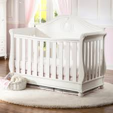 Baby S Dream Convertible Crib by Disney Princess Magical Dreams 4 In 1 Convertible Crib By Delta