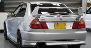 mitsubishi evo spoiler the lancer evo 6 s spoiler is the sexiest for me what s the best